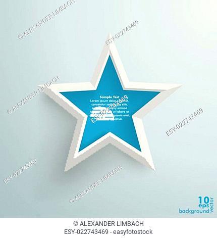 Big Blue Star Infographic