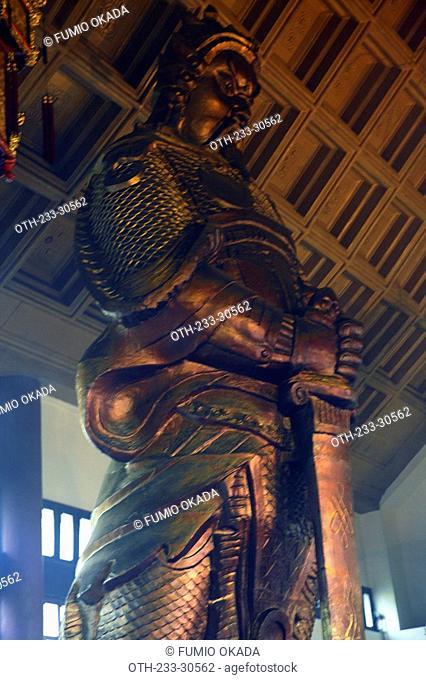 Che Kung statue, Che Kung Temple, Shatin, Hong Kong