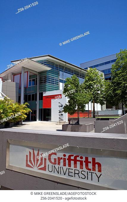 Griffith University Graduate Centre, Southbank, Brisbane, Queensland, Australia