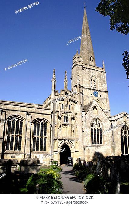 St John the Baptist Church Burford Oxfordshire