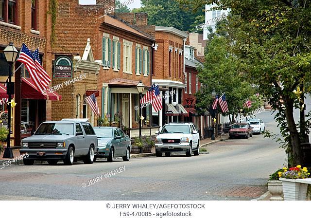 Jonesboro, Tennessee , USA