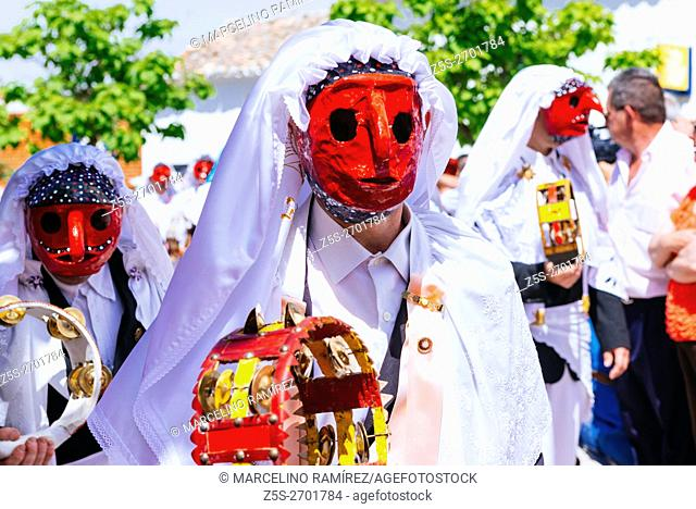 One character called Dancer. Pecados and Danzantes de Camuñas, sins and dancers, is a declared national tourist interest