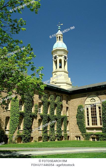 Princeton, NJ, New Jersey, Princeton University, Nassau Hall
