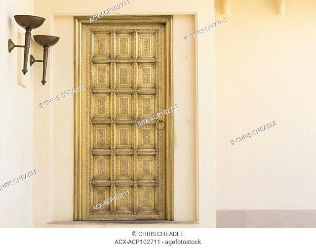 Doorway at he Oberoi, Udaivilas in Udaipur, Rajastan, India