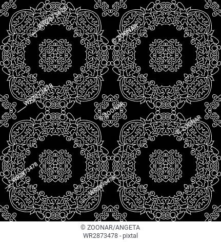 graphical seamless pattern
