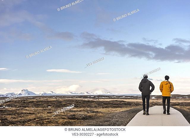 Jarlhettur mountain ridge (region of Suðurland, Iceland)