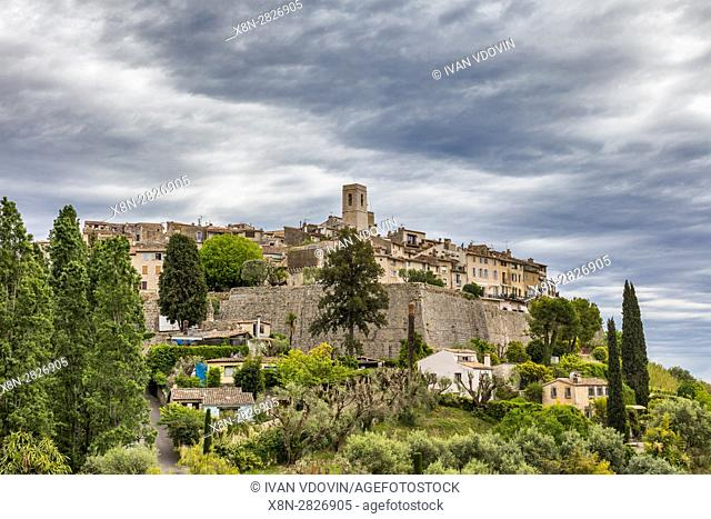 Saint-Paul-de-Vence, Alpes-Maritimes department, France