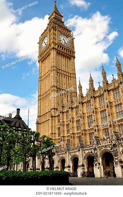 Big Ben und Westminster