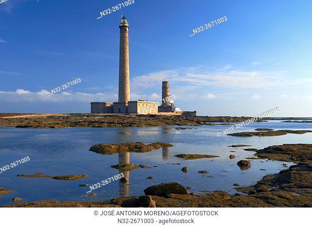 Lighthouse, Gatteville, Gatteville-le-Phare, Barfleur, Normandy, Manche, France