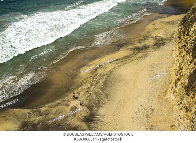 Beach near San Agustinillo, Oaxaca, Mexico