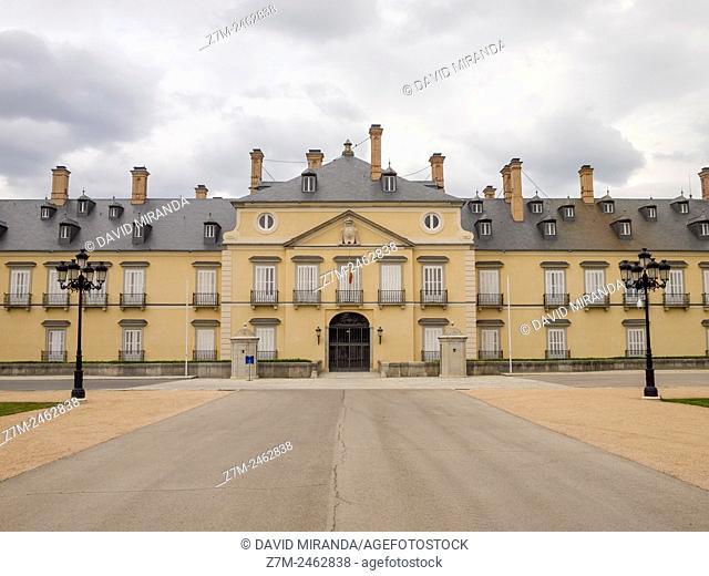 Palacio Real de El Pardo. Madrid Community, Spain. Former residence of Francisco Franco