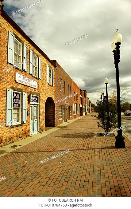 Fayetteville, NC, North Carolina, Downtown, Archway on the Commons