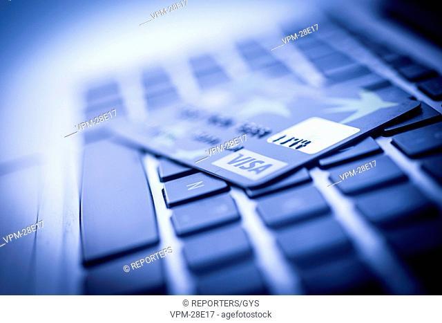 Belgium, Bousval, Jul 28 2016 - Features - e-commerce         Copyright Danny Gys / Reporters Reporters / GYS
