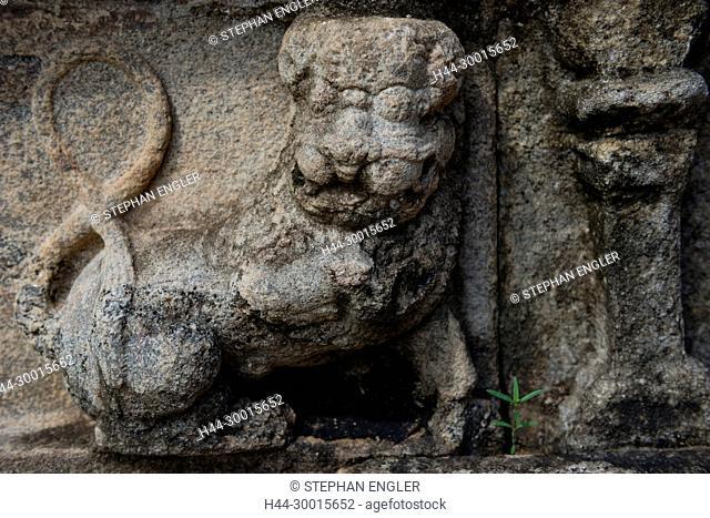 Sri Lanka, Polonnaruwa, Asia