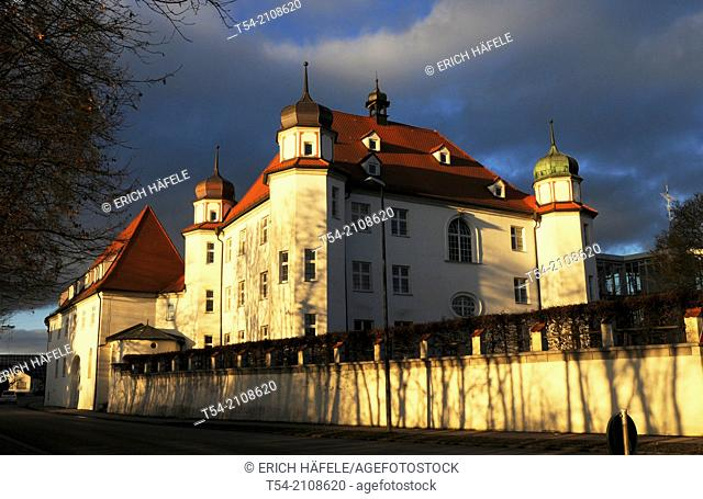 The castle in Fellheim / Unterallgaeu