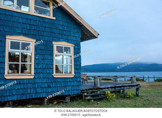 archipiélago de Chiloé ,provincia de Chiloé ,región de Los Lagos,Patagonia, República de Chile,América del Sur