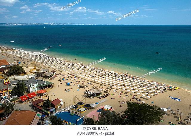Bulgaria - Coast - Northern Black Sea - Golden Sand Slatni Piassatsi