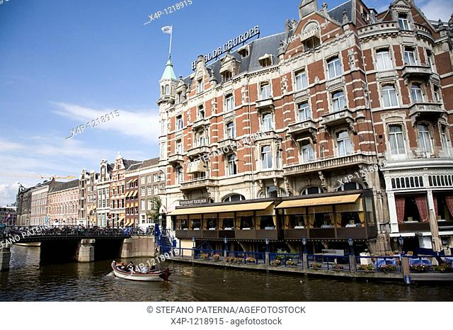 Hotel de Leurope in Amsterdam