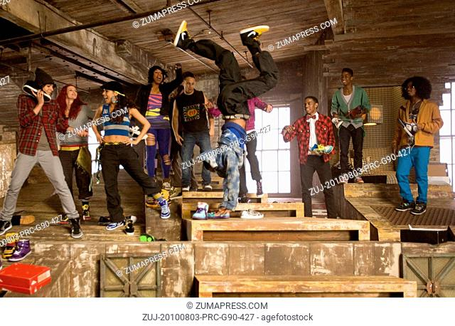 RELEASE DATE: August 6, 2010  MOVIE TITLE: Step Up 3D  STUDIO: Touchstone Pictures  DIRECTOR: Jon M. Chu  PLOT: A tight-knit group of New York City street...