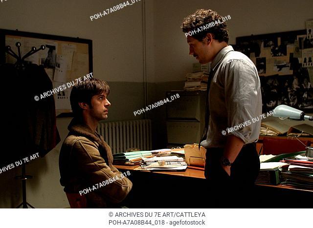 Romanzo Criminale  Year: 2005 - Italy Kim Rossi Stuart, Stefano Accorsi  Director: Michele Placido Photo: Marta Spedaletti