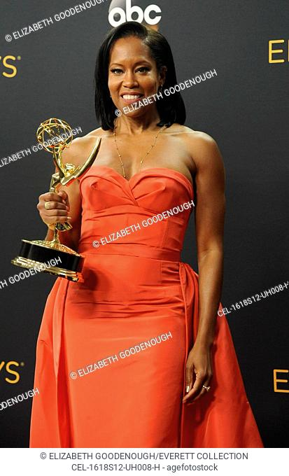 Regina King 68th Annual Stock Photos And Images Age Fotostock
