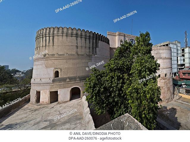 bhadra fort, ahmedabad, Gujarat, India, Asia