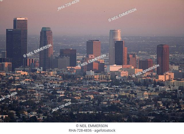 Downtown Los Angeles, California, United States of America, North America