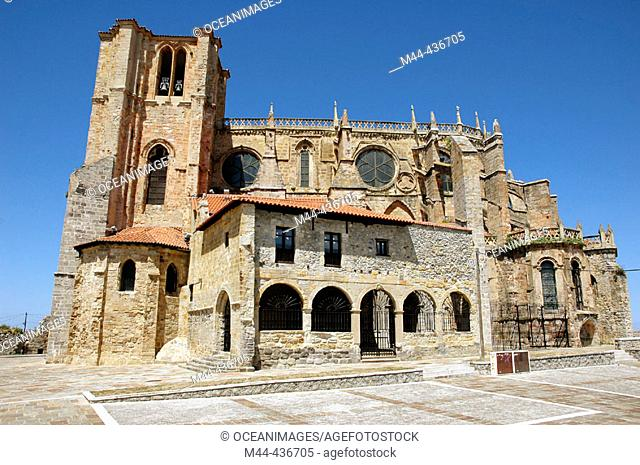 Castro Urdiales, Cantabria. Spain
