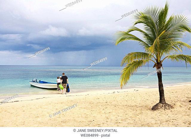West Bay, Roatan, Bay Islands, Honduras