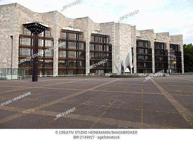 Town Hall, Mainz, Rhineland-Palatinate, Germany, Europe
