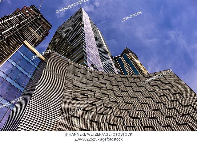 New apartments at Dubai Marina, Dubai, UAE