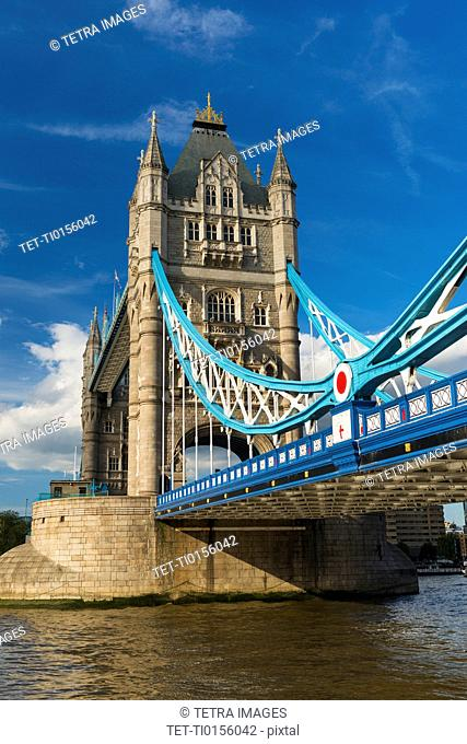 UK, England, London, Tower Bridge