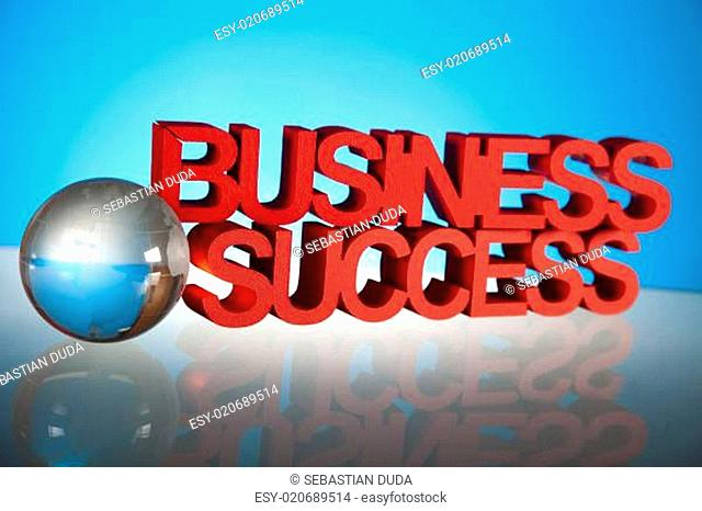 Business, Success concept