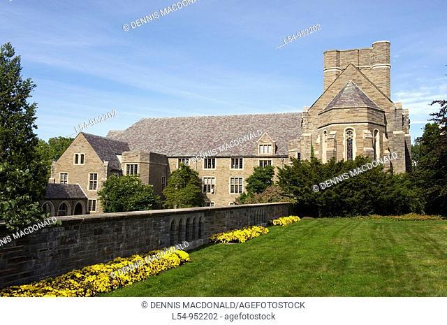 Cornell University Campus Ithaca New York Finger Lakes Region