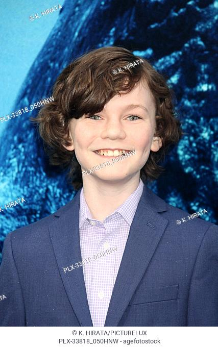 """Tyler Crumley 05/18/2019 """"""""Godzilla: King of the Monsters"""""""" Premiere held at the TCL Chinese Theatre in Hollywood, CA. Photo by K"""