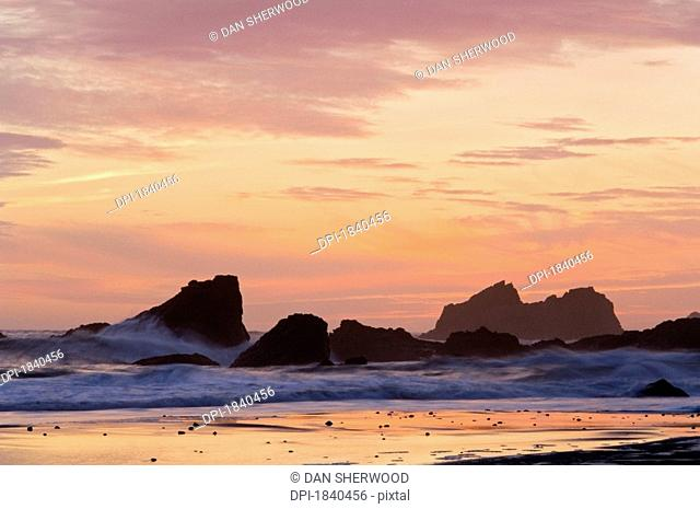 Harris Beach State Park, Oregon, USA