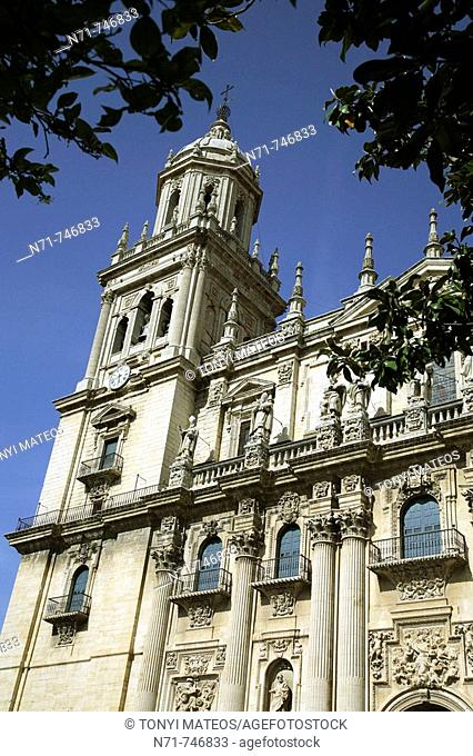 Cathedral of Jaén, Andalucia, Spain