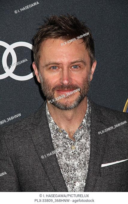 """Chris Hardwick 04/22/2019 The world premiere of Marvel Studios' """"""""Avengers: Endgame"""""""" held at The Los Angeles Convention Center in Los Angeles, CA"""