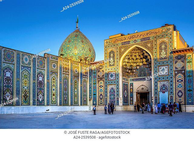 Iran, Shiraz City, Shah-e Cheragh Sanctuary