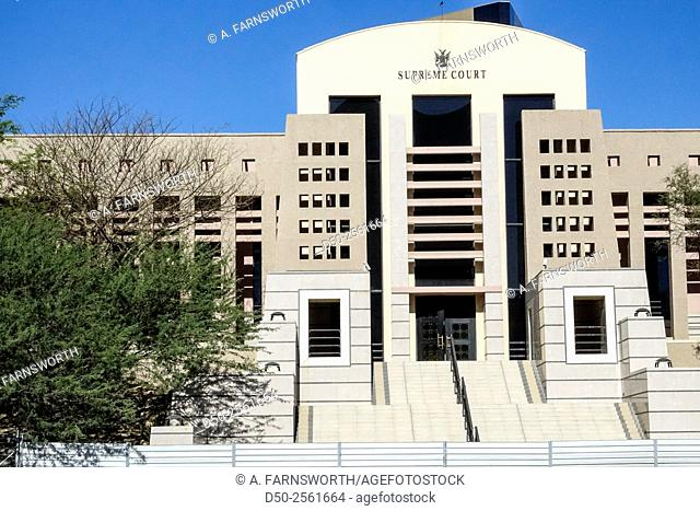 Supreme Court building, Independence Avenue, Windhoek, Namibia