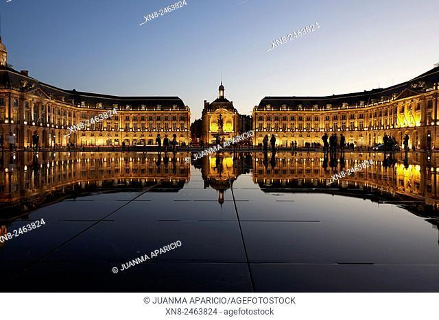 Bordeaux, Gironde, Aquitaine, France, Europe