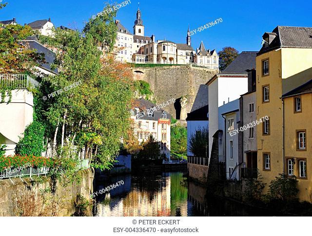 in Luxemburg-Grund