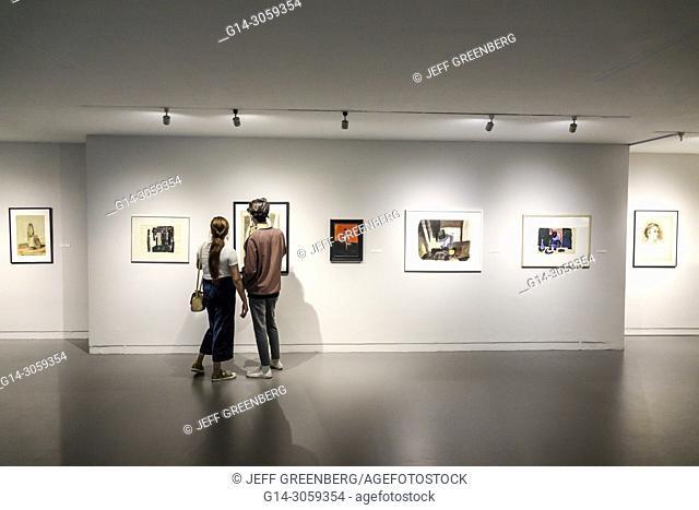 Mexico, Mexico City, Ciudad de, Federal District, Distrito, DF, D.F., CDMX, Hispanic, Mexican, Alvaro Obregon, Museo de Arte Carrillo Gil Art Museum, gallery
