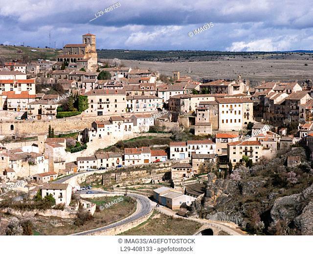 Sepúlveda. Segovia province, Castilla-León, Spain