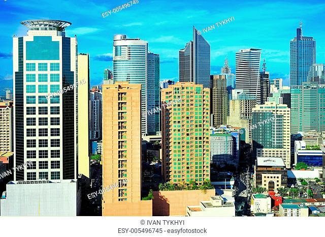 Makati city