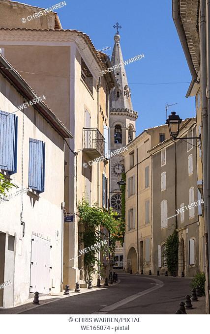 Church of Saint-Etienne Saint Saturnin les Apt Apt Vaucluse Provence-Alpes-Côte d'Azur France