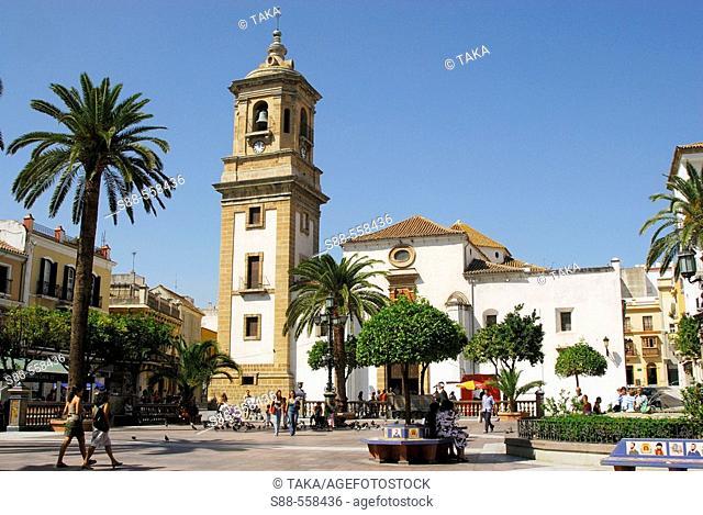 Algeciras. Cádiz province. Spain