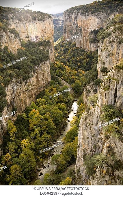 Foz de Arbayun, Valle de Salazar  Navarre  Spain