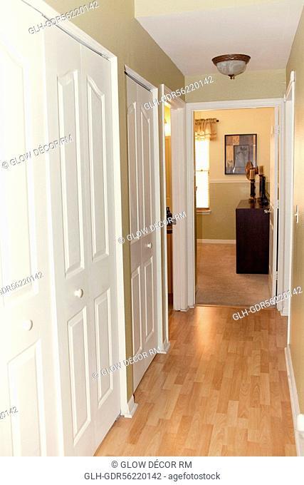 Corridor of a house