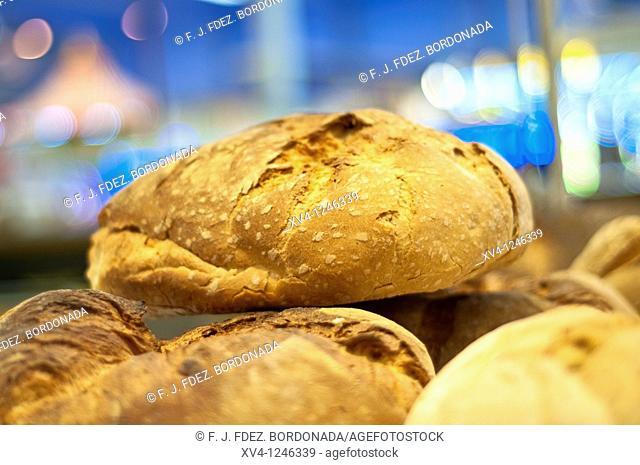 Traditional Big bread or 2-pound bread  Aragón  Spain